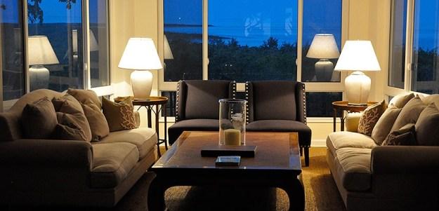 Living room Bahamas